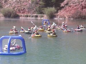 Sport Floats en Cofrentes