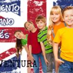 Campamento 100% multiaventura en ingles para niños