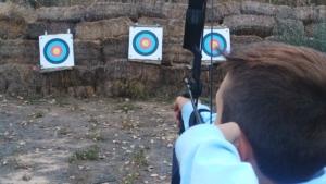 Shooting: Todo puntería. Paintball Soft, Tiro con Arco y Tirachinas