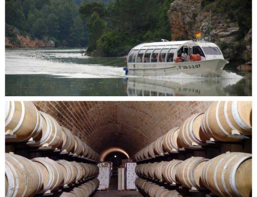 Sensaciones: Enoturismo y Crucero Fluvial en Cofrentes
