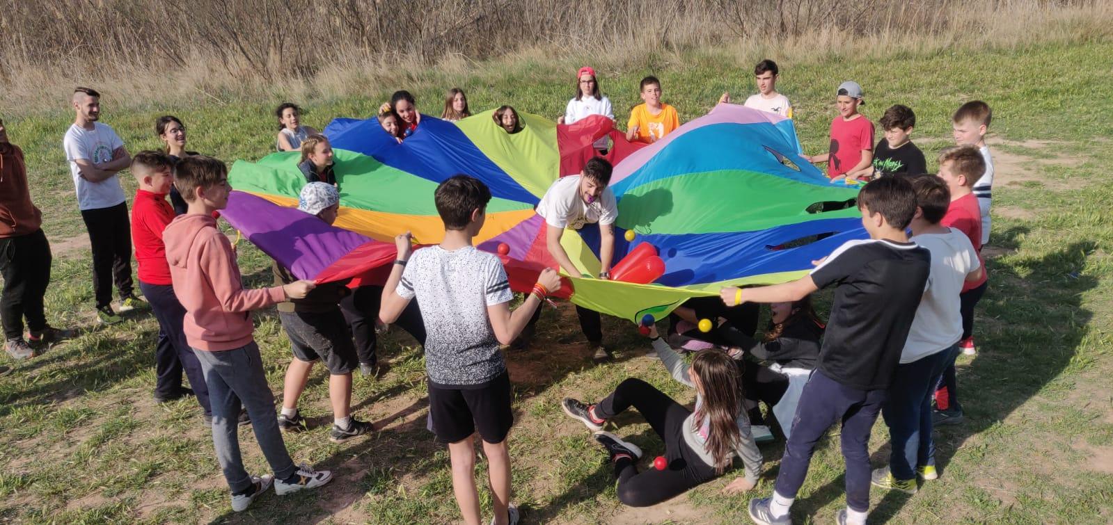 Campamento de Verano para familias monoparentales