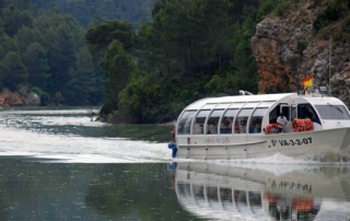 Crucero Fluvial en Cofrentes