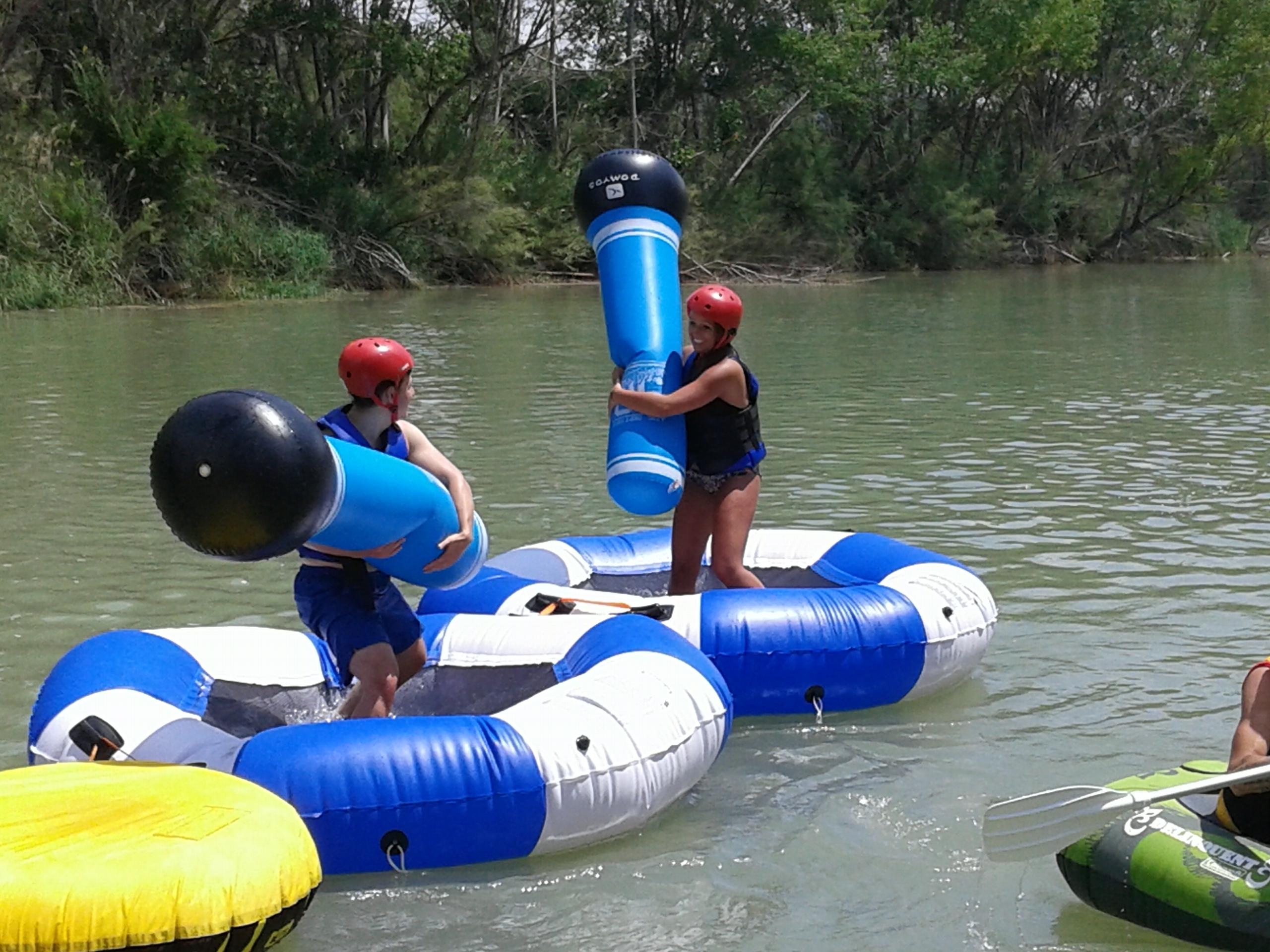 Sports Floats en Cofrentes