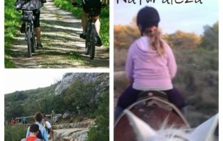 Fusión de Naturaleza: Bike, Senderismo y Ruta a Caballo